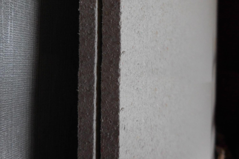 diy wohnlust fototapete auf eine k nstliche wand ziehen. Black Bedroom Furniture Sets. Home Design Ideas